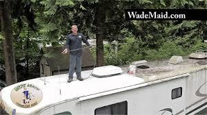 Rubadubdub Time For A Roof Scrub Wade Maid Wade Maid